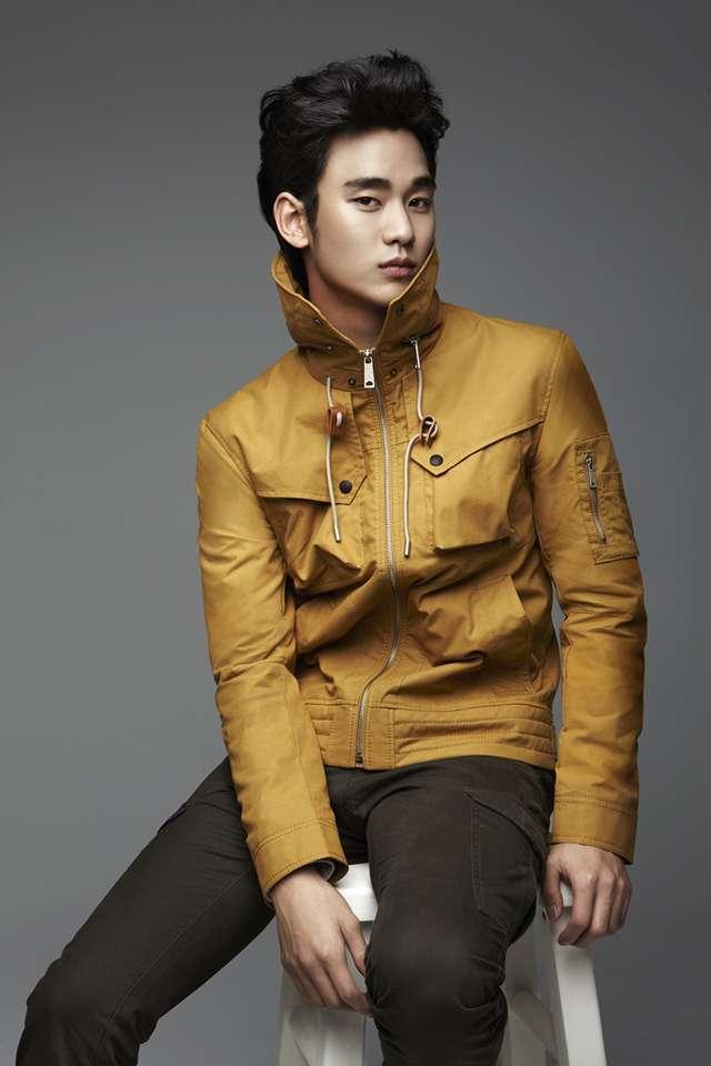 ziozia fall 2012 campaign featuring a dashing kim soo hyun