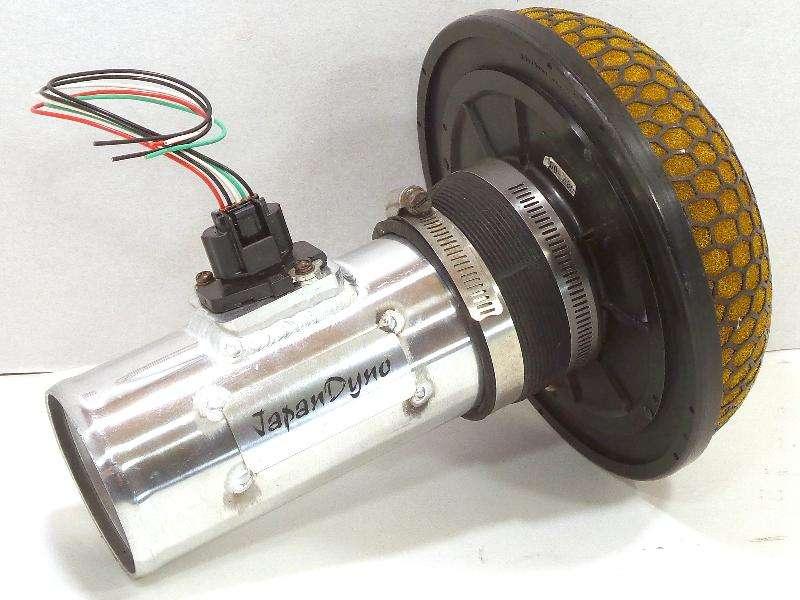 JapanDyno R35 AFM+Plug+HKS Filter R32 R33 R34 Z32 S14