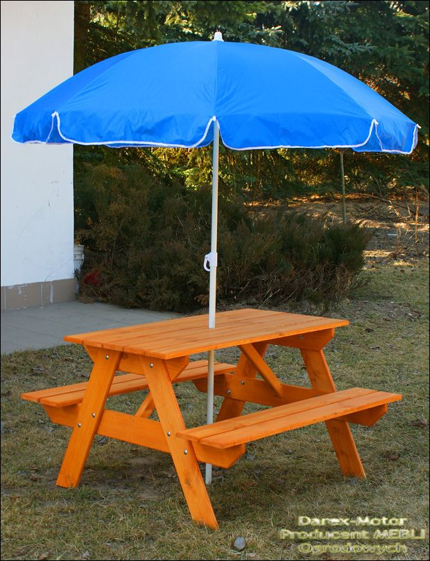 kinderpicknicktisch bank kinder picknicktisch gartenm bel tisch bemalt ebay. Black Bedroom Furniture Sets. Home Design Ideas