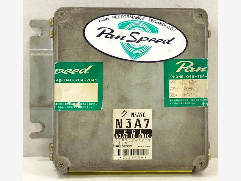 PANSPEED racing ecu Mazda RX7 RX-7 FD3S 13B-REW 1991-1995