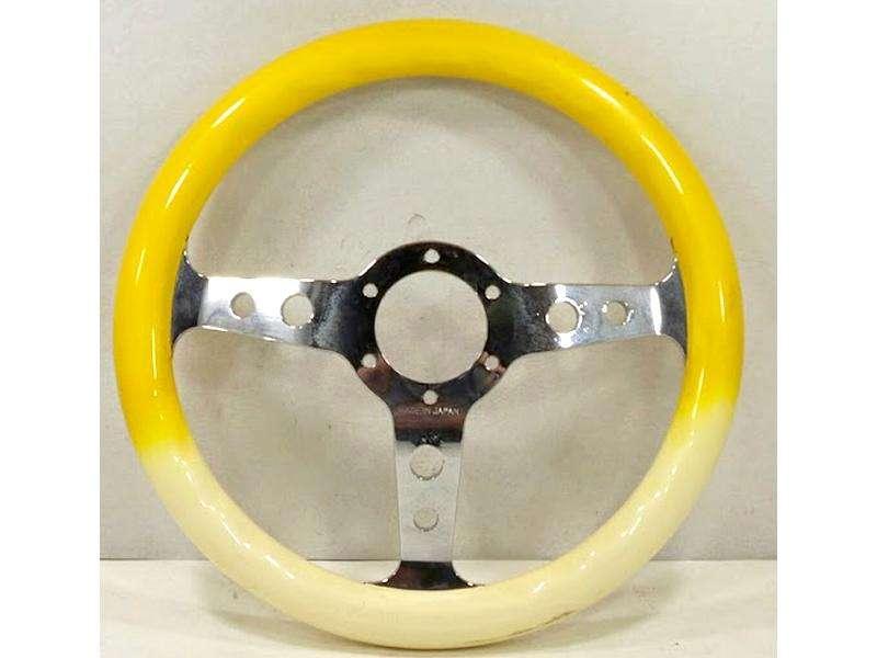 JDM Steering wheel 32cm 180sx R32 R33 S14 RX7 RX8 C33
