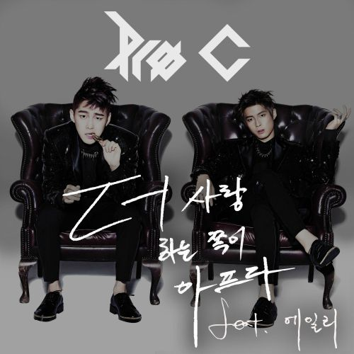 [Single] Pro C - Love Hurts [2nd Digital Single]