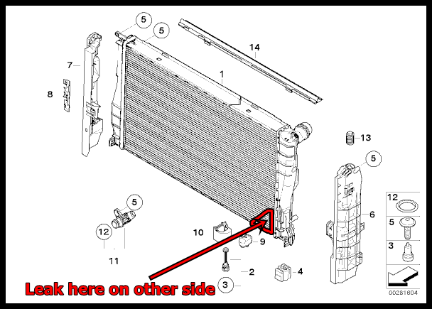 radiator drain plug question