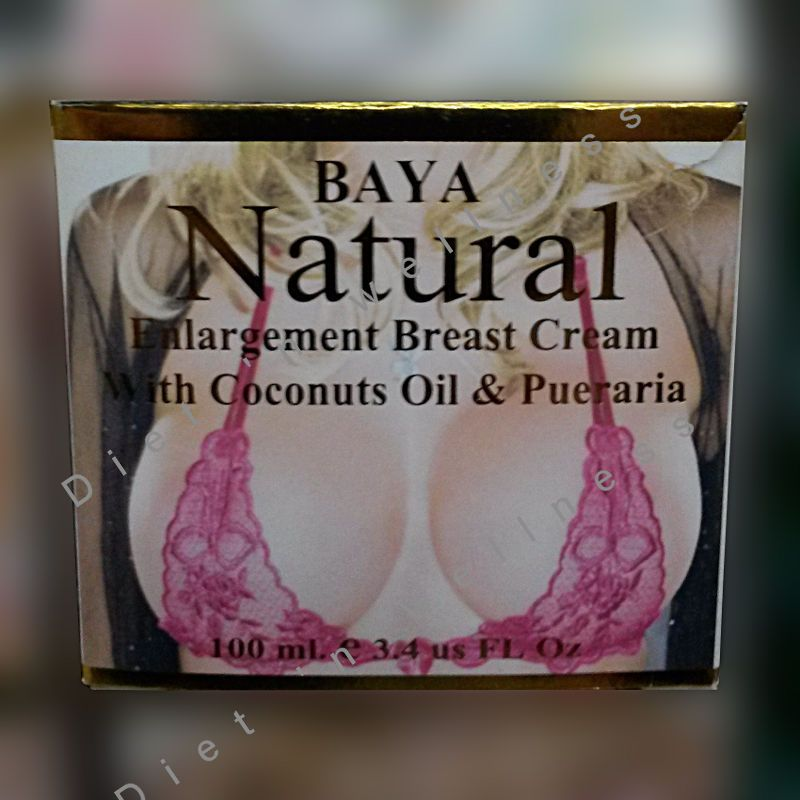 Natural dan Baya Cream