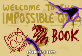 The Impossible Quiz Book Chapter 3 Logo
