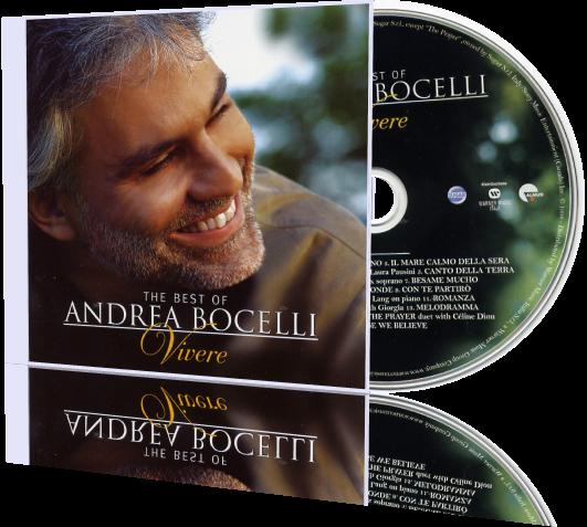Andrea Bocelli - Vivere (2007)
