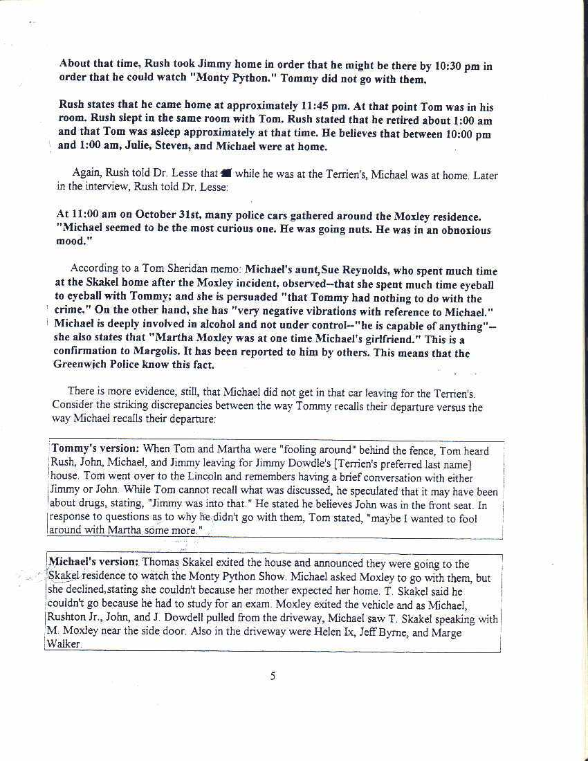 The Sutton Report Moxley Murder Analysis 4