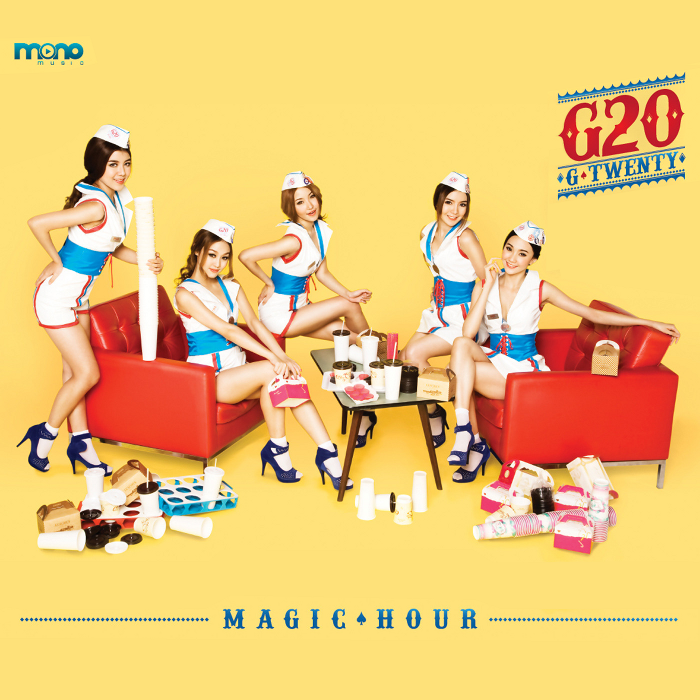 [Single] G20   Magic Hour (Korean Ver.)