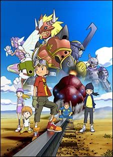 Watch Digimon Frontier Online