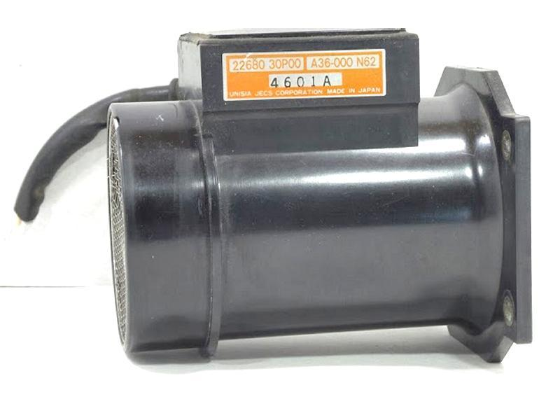NISSAN 300ZX VG30DETT Z32 AFM Air flow meter + harness plug