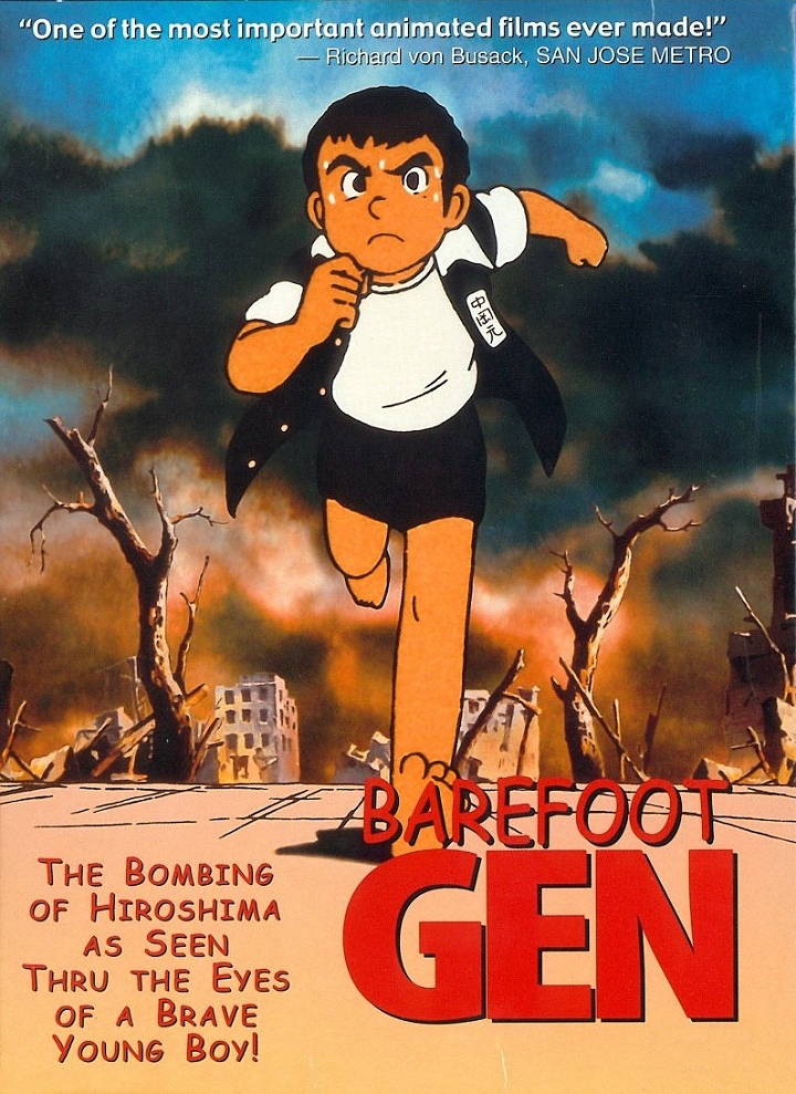 Hadashi no Gen - Gen di Hiroshima (1983) BDRIP 720P AAC - JAP SUB ITA