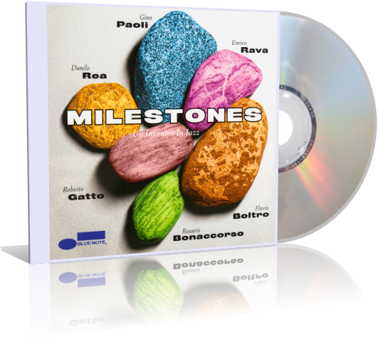 Gino Paoli - Milestones (2007)