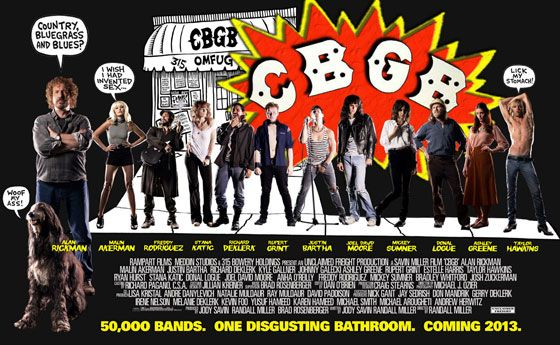 """CBGB: The Movie"" Trailer"