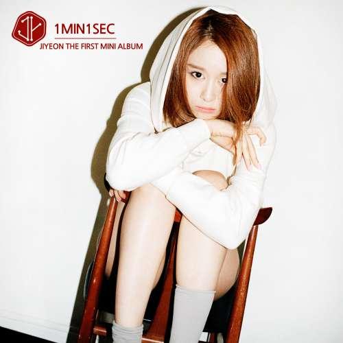[Mini Album] Ji Yeon (T-ara) - Never Ever [1st Mini Album]