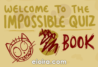 The Impossible Quiz Book Chapter 1 Logo