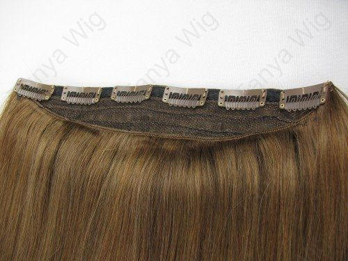 straight hair extension 07