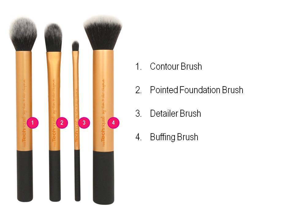real technique brush set 03