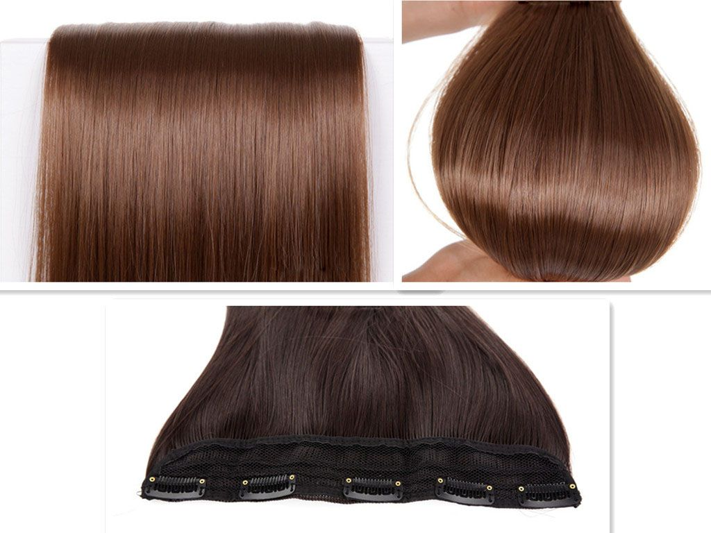 straight hair extension 06