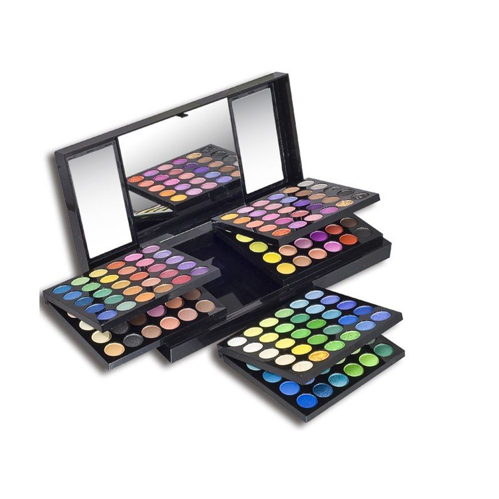 180 eyeshadow make up palette
