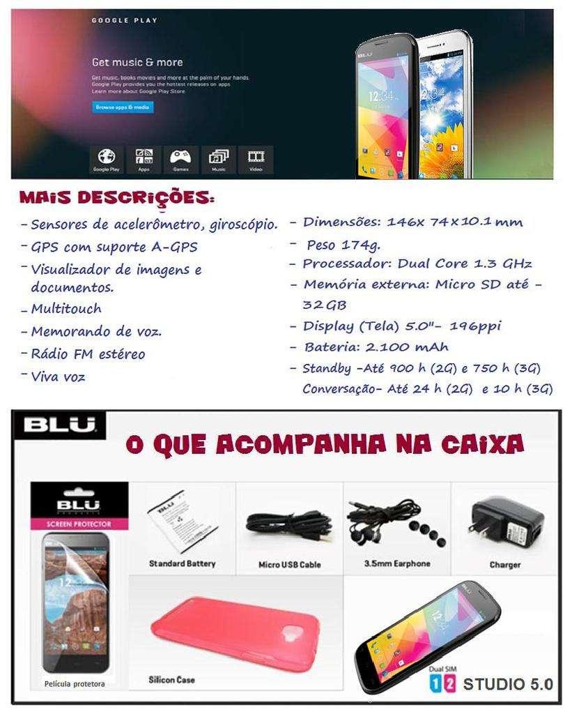 Apresentação do Blu D530e
