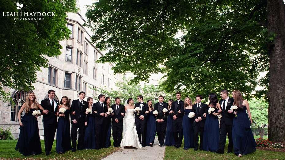 Taj Boston Wedding St Ignatius Church College Daniella Mark Part Ii Leah Haydock Photography