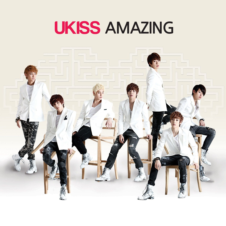 [Single] U-Kiss - Amazing