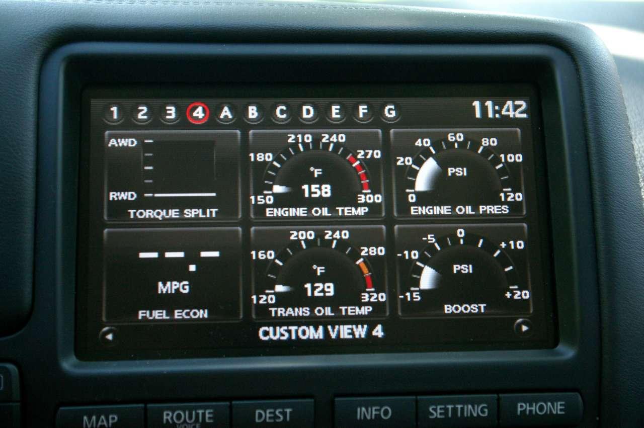 Ekran GT-R