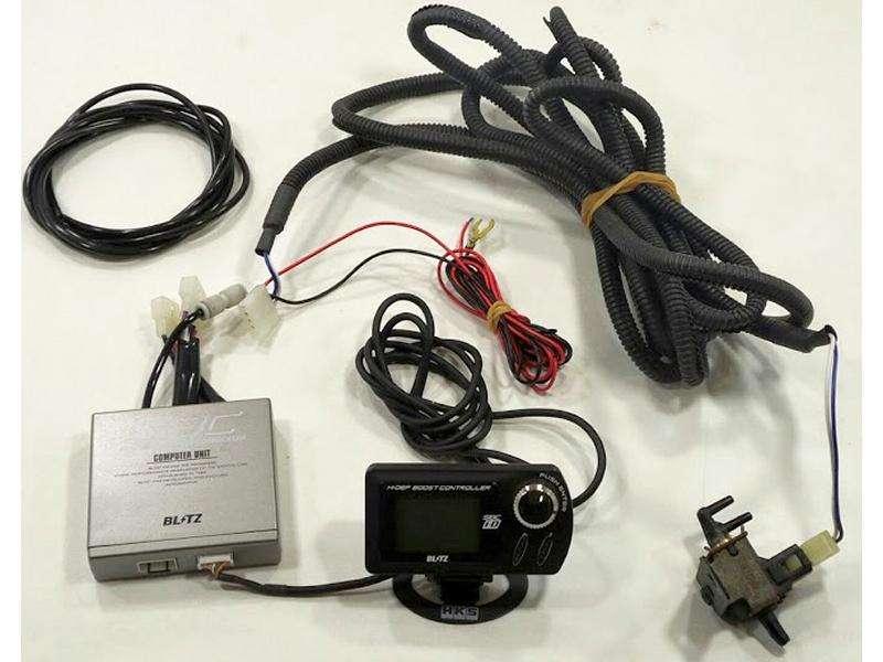 BLITZ SBC ID boost controller 3000GT Impreza Evo S13 R33 S14 R34