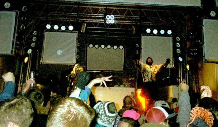 metropolis, orifice vulgatron & dj nonames live on stage at igloofest