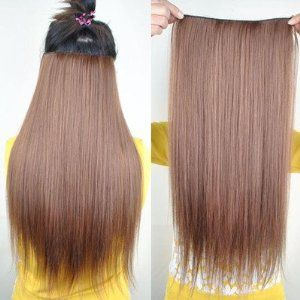 straight hair extension 02
