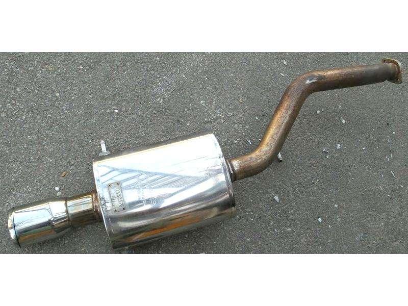 MINES Exhaust Muffler Subaru Liberty Legacy BD5 BG5 Ej20 Ej25