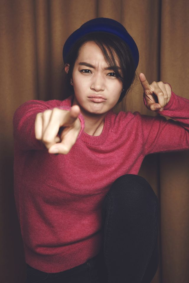 Cute Photo Booth Snapshots Of Shin Min Ah Amp So Ji Sub