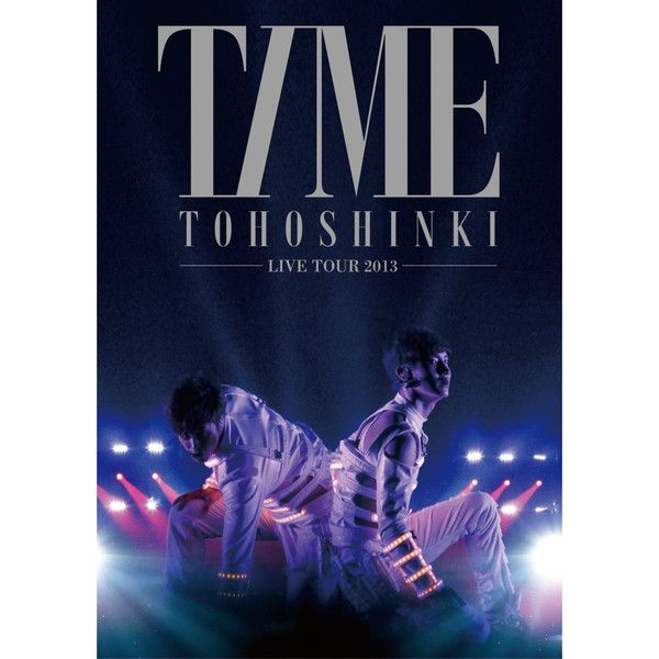 (Single) THSK - TOHOSHINKI LIVE TOUR 2013 〜TIME〜 (MP3 + iTunes Plus AAC M4A)