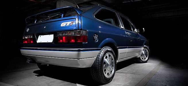 Volkswagen Gol GTi