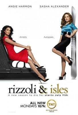 Rizzoli and Isles – S05E14 – Foot Loose