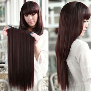 straight hair extension 04