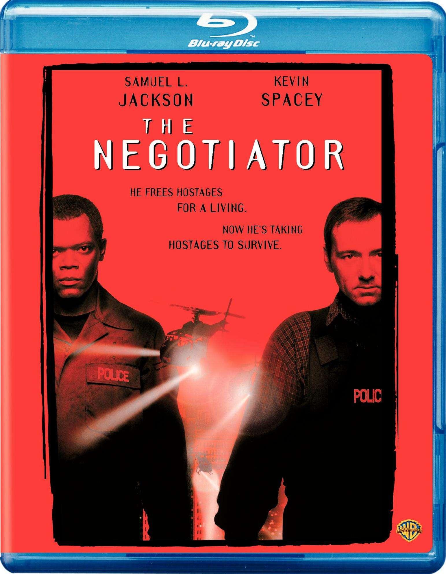 Il negoziatore (1998) Blu Ray Full VC-1 ITA DD ENG TrueHD Sub