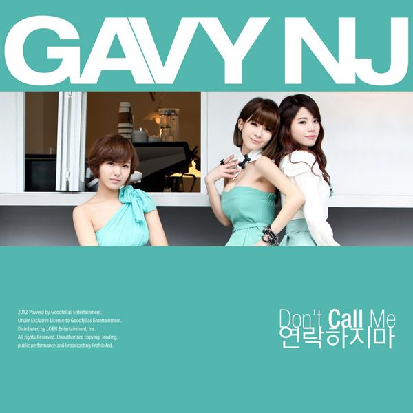 [Single] Gavy NJ - Don't Call Me