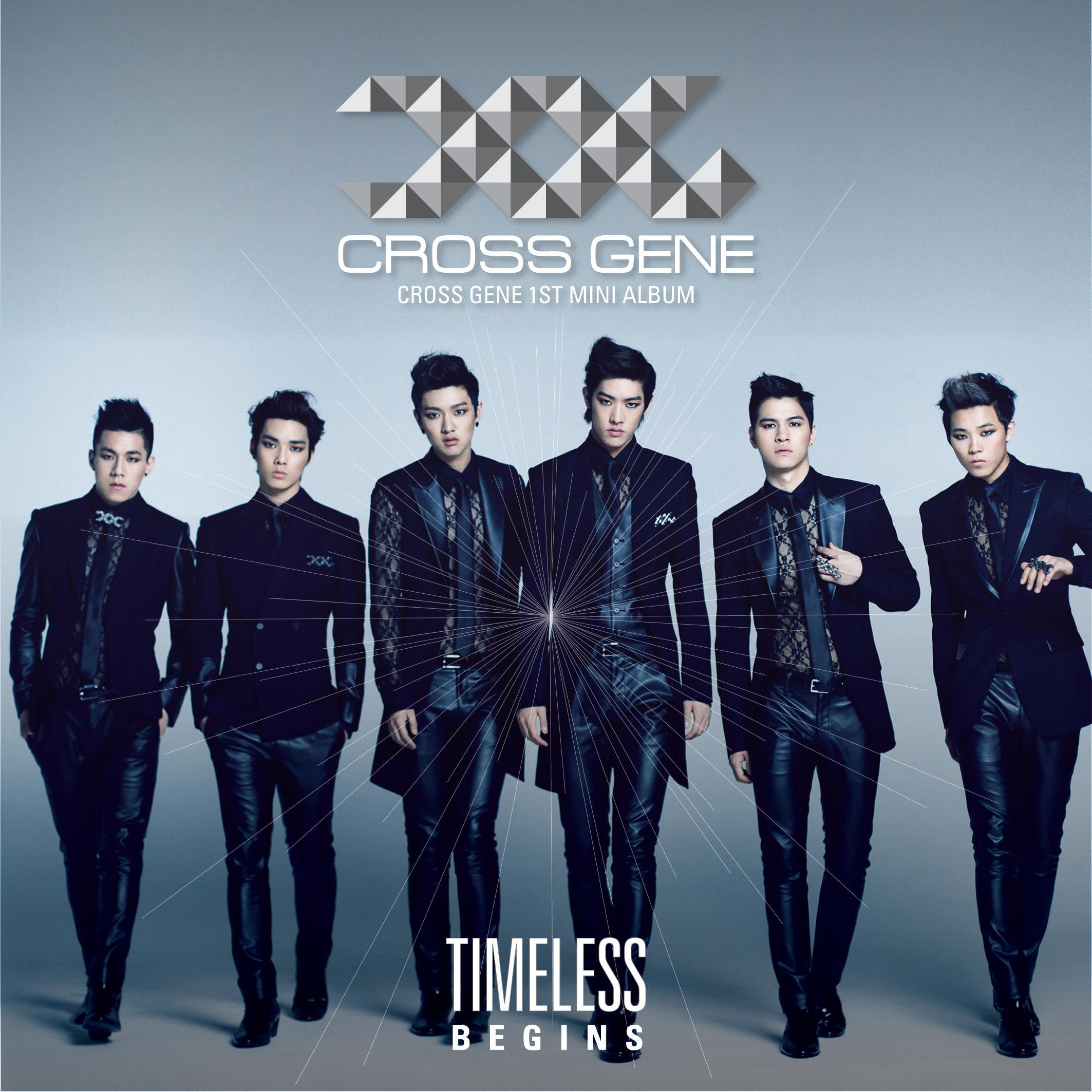 [Mini Album] CROSS GENE - Timeless: Begins