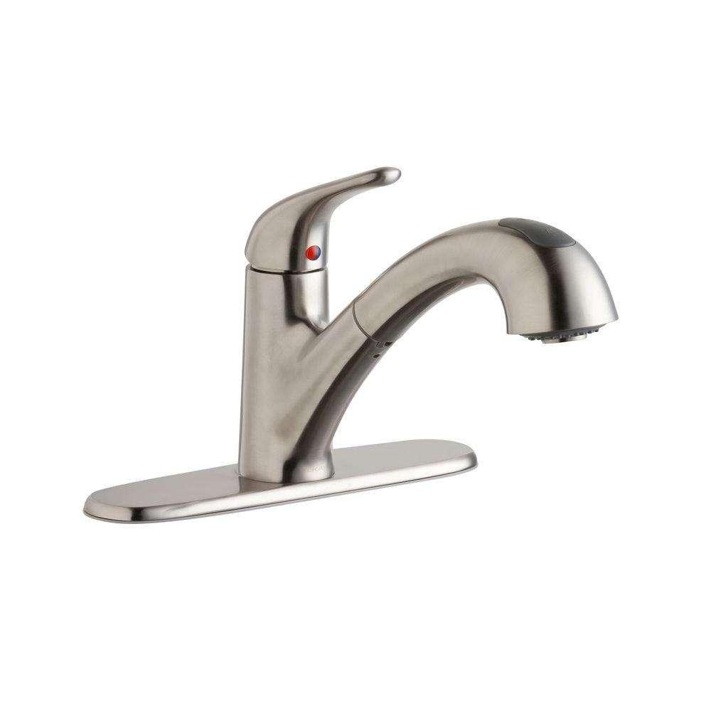 Elkay LK5000LS Elkay Everyday Pull-Down Kitchen Faucet