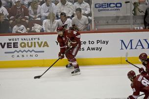 The Phoenix Coyotes might have played their last game in Glendale.
