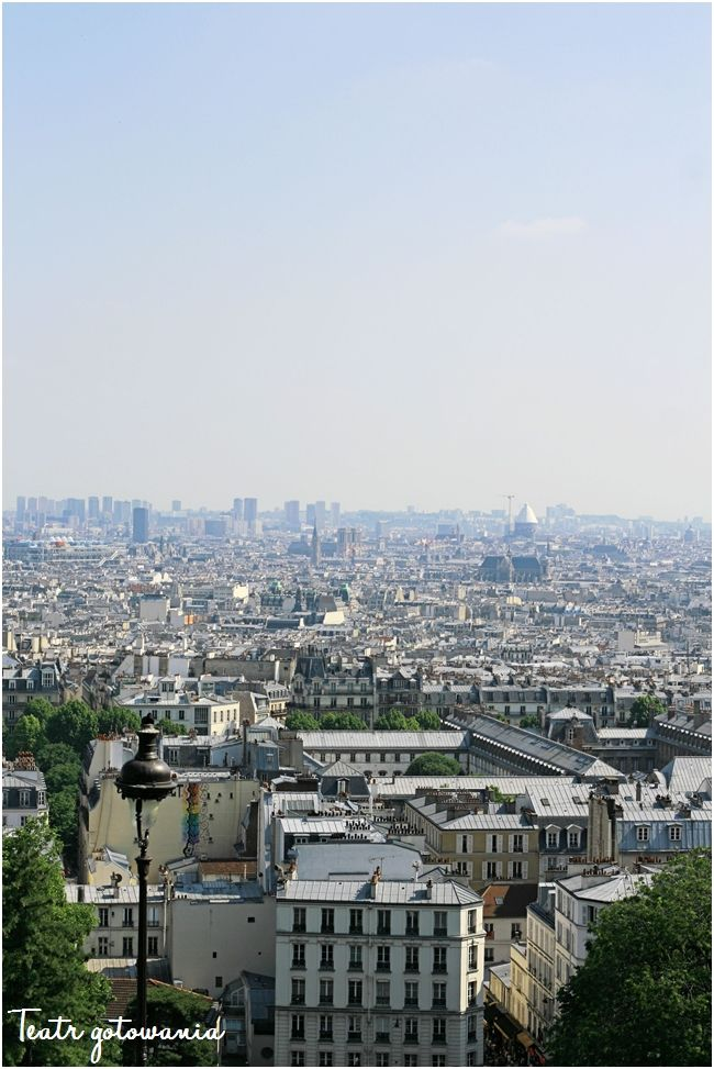 paryż sacre coeur
