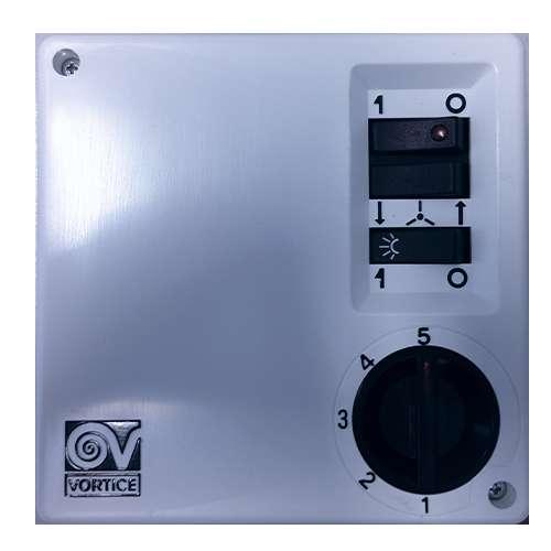 Schema Elettrico Regolatore Velocità Vortice : Regolatore di velocita reversibile per ventilatori a