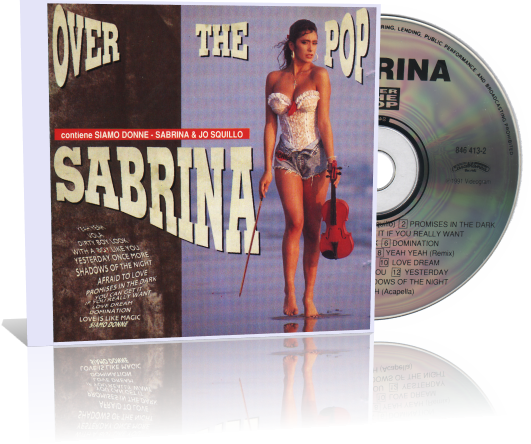 Sabrina Salerno - Over the Pop (1991)