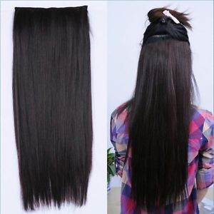 straight hair extension 03