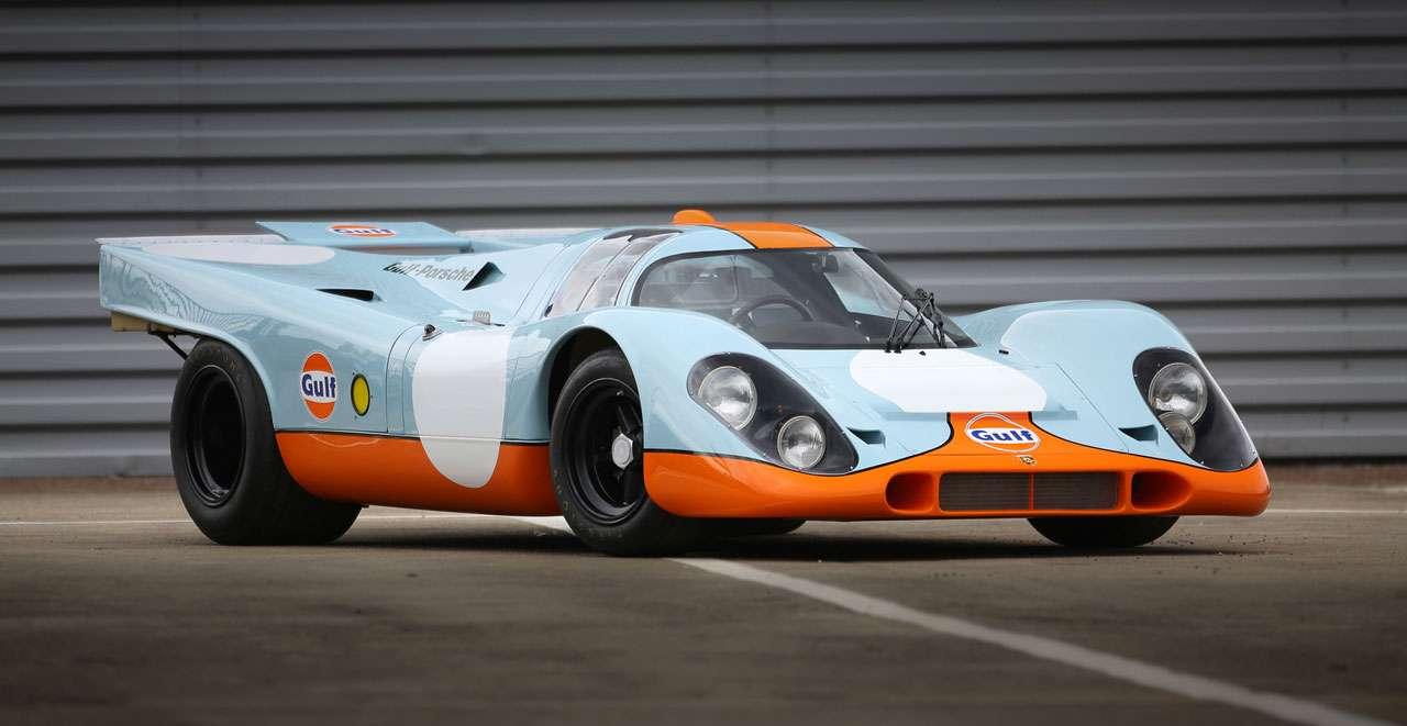 Jo Siffert's 1969 Porsche 917K chassis 917-024
