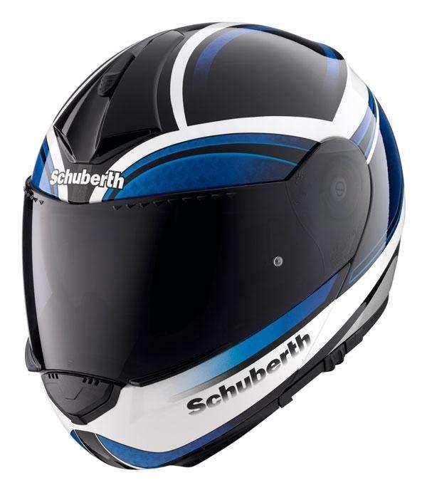 SCHUBERTH C3 PRO SPORTS TOURING MOTORBIKE MOTORCYCLE FLIP FRONT HELMET - 2014