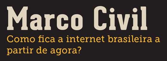 Infográfico: como fica a internet brasileira com a aprovação do Marco Civil da Internet?