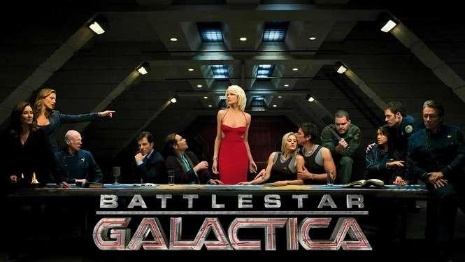 Battlestar Galactica Stagione 4 (2008) [Completa] DVD-RIP-ITA\ENG