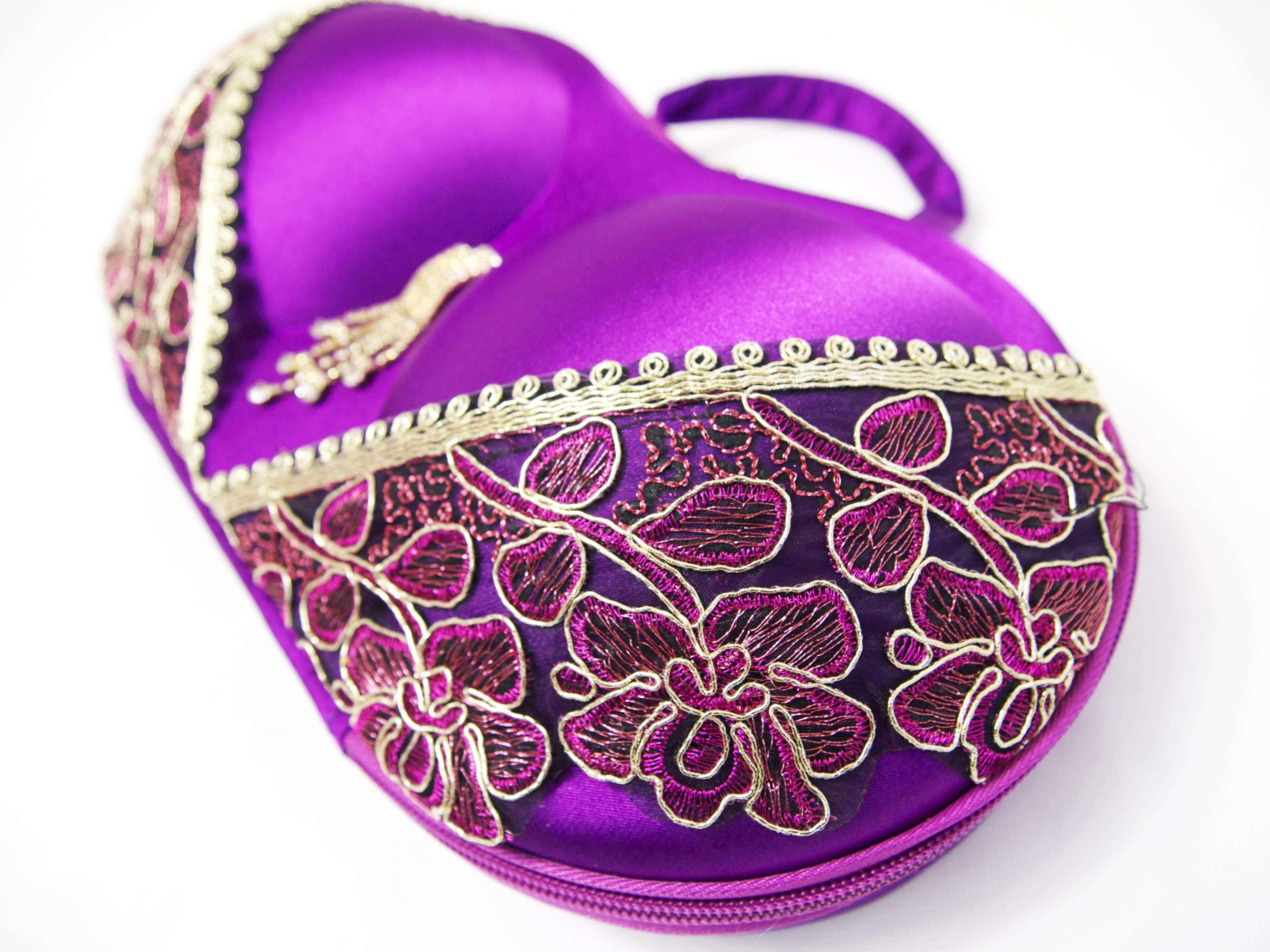 My Bra Bag Regular Purple 02